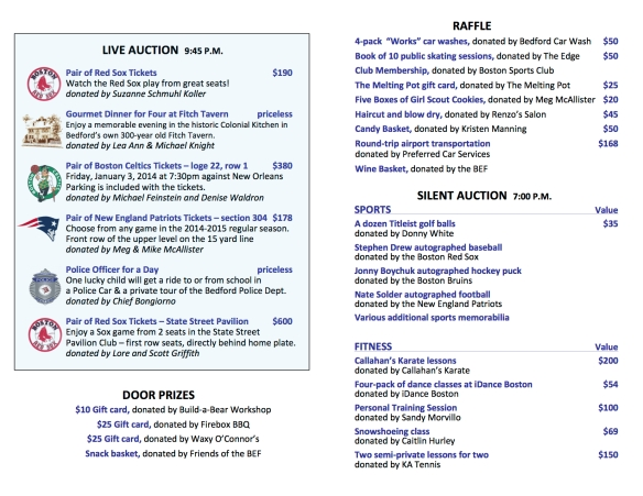 BEF Bash booklet 2013 online page 2