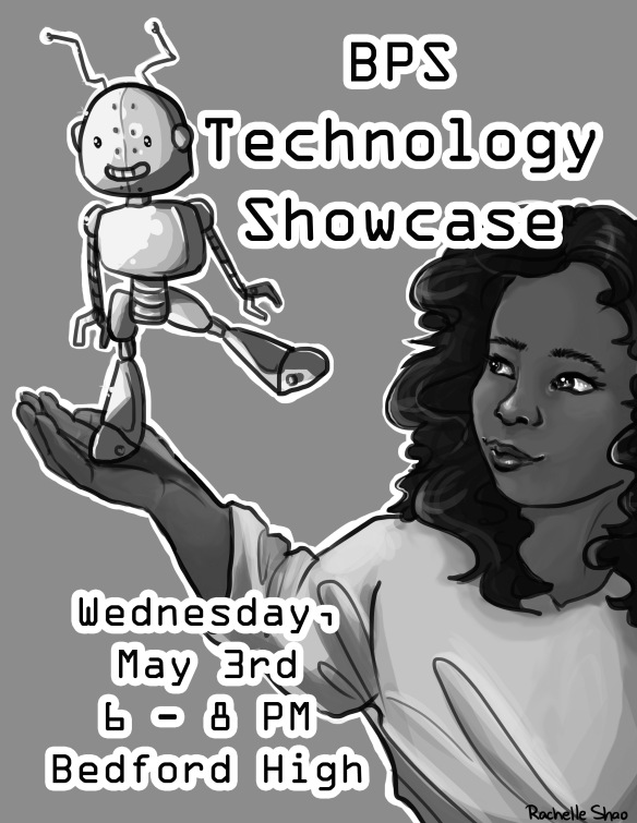 Bedford K12 Tech Showcase 2017